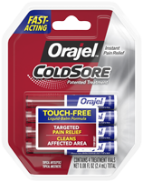 Canker Sore vs  Cold Sore: Telling the Difference | Orajel™