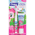 My Little Pony Fluoride-Free Training Toothpaste and Toothbrush Combo Pack