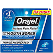 Mouth Sore Gel