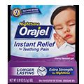 Teething Instant Relief Gel Orajel