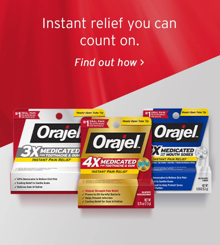 Orajel™ - Oral Care for the Whole Family