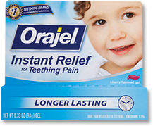 Teething Overview Orajel