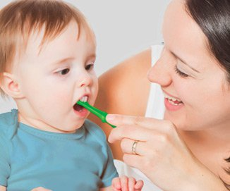Image result for child oral care