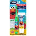 Baby Orajel Elmo Tooth & Gum Cleanser with Toothbrush