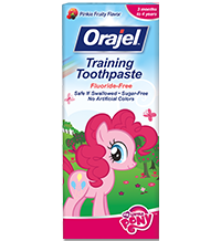 My Little Pony Training Toothpaste