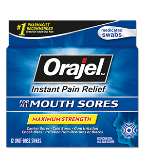 Mouth Sore Swab