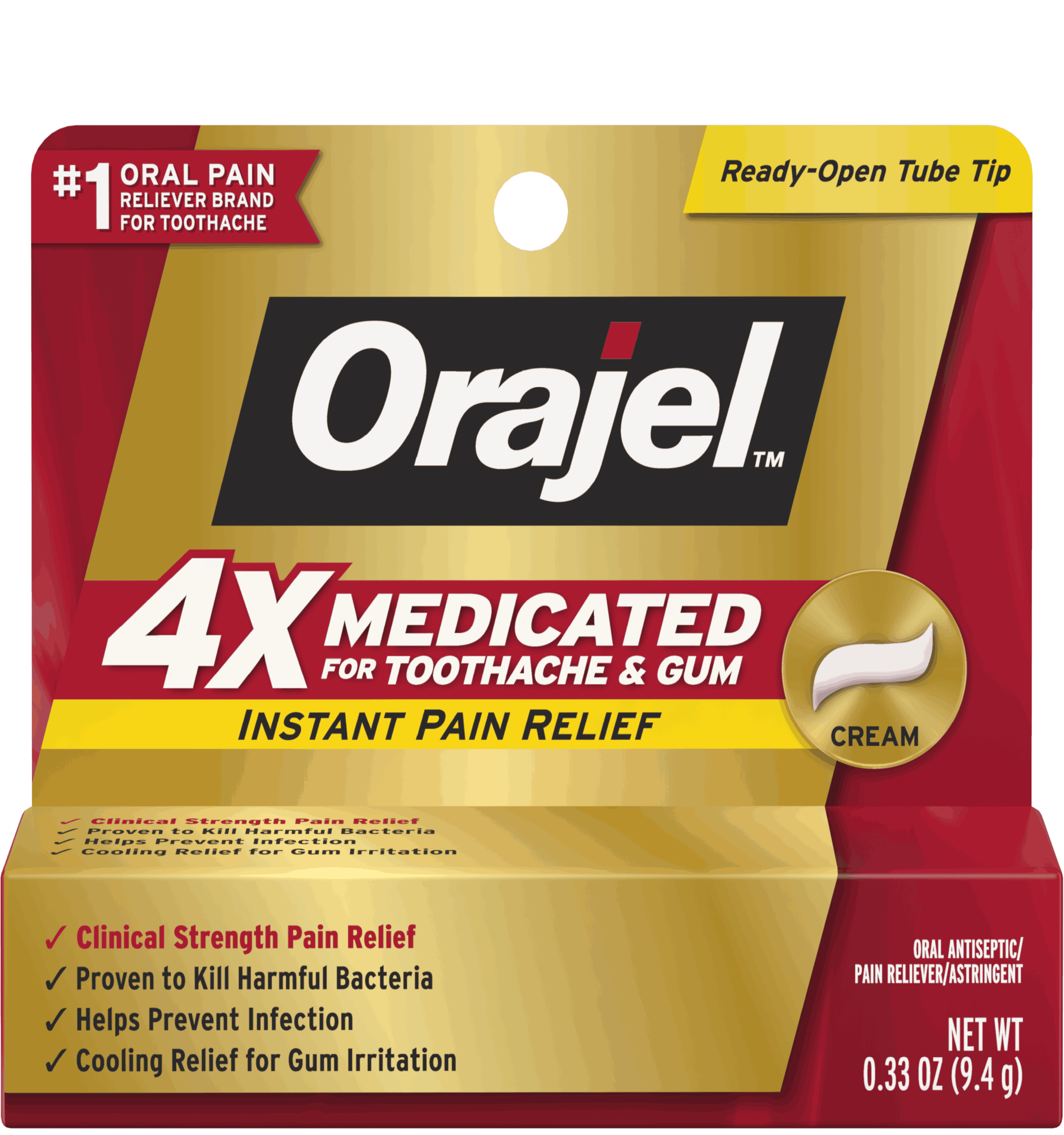 orajel medicated