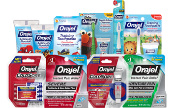 orajel oral care for the whole family - 352×220