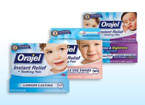 Teething Remedies For Reducing Teething Pain Orajel