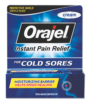 Cold Sore Treatment Orajel