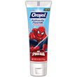 Spider-man toothpaste small