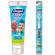 Bubble Guppies Toothpaste